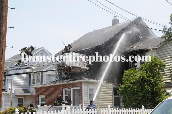 WESTBURY WINTHROP ST HOUSE FIRE 6-18-18