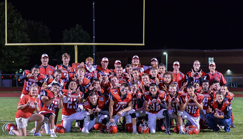 Whitewater Whippet Football 2019