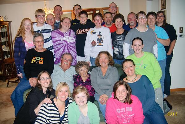 2012 Grandma Sears Visit