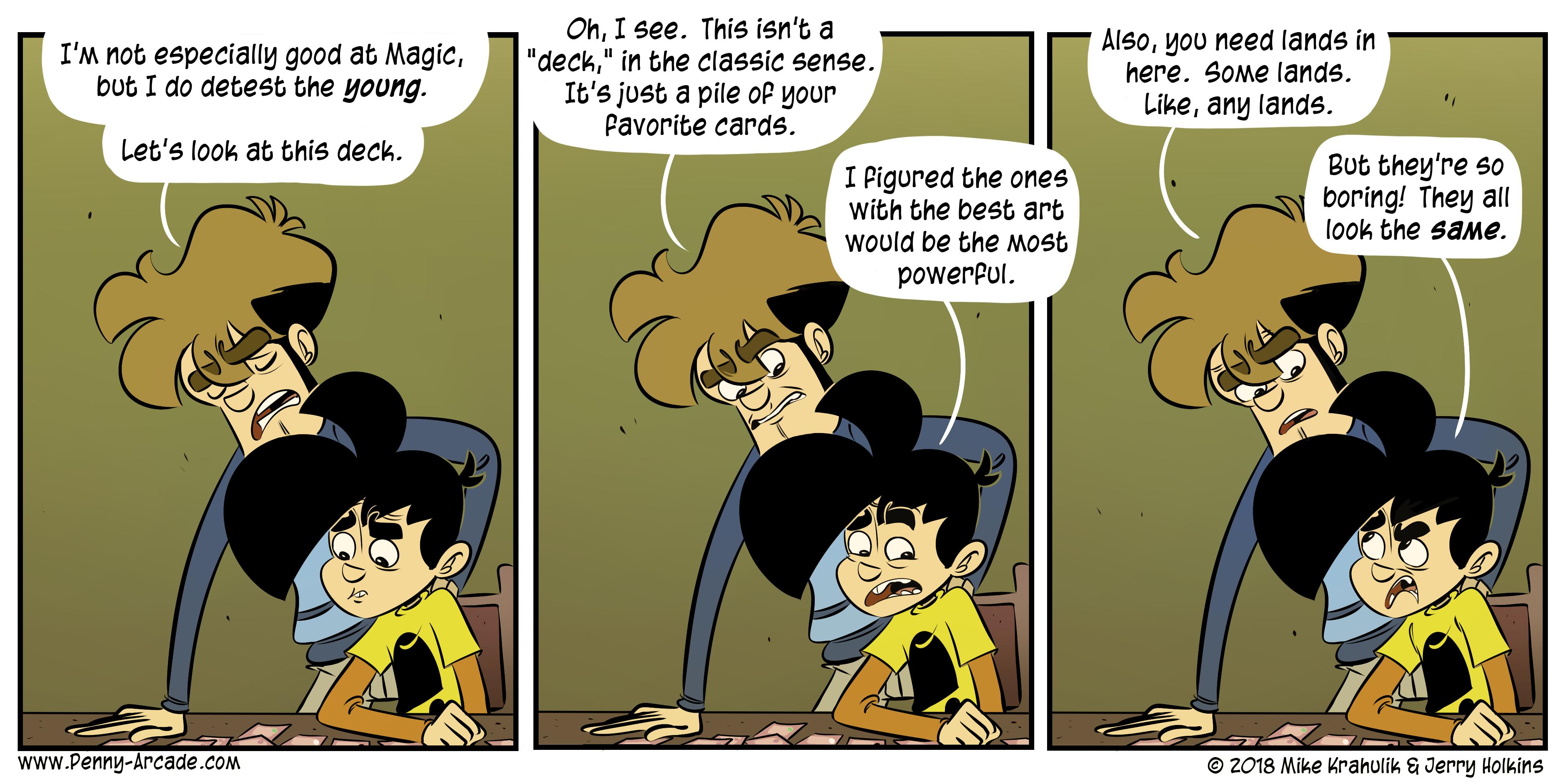 Magicians, Part Two
