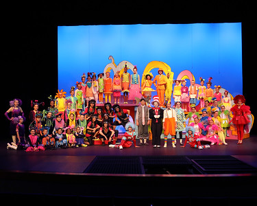 MS Musical: Seussical Jr.