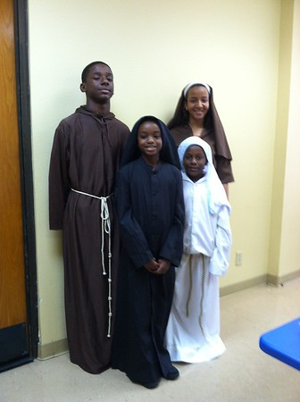 School of Religion - All Saints Day Mass