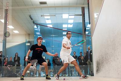 2014-02-14 Ahmed Hatata (Bates) and Tyler Osborne (Princeton)