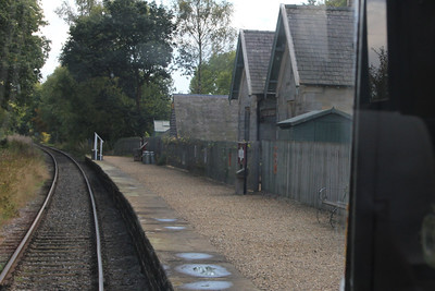 Ecclesbourne Valley Railway - 18 September 2011