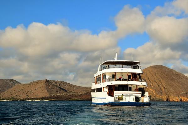 Galapagos Day 4 - Bartolome Island