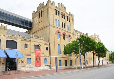 San Antonio Art Museum/San Antonio/TX - April, 2013