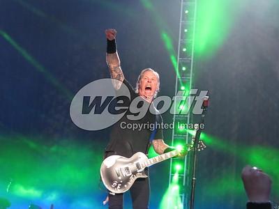 Metallica Copenhagen Auswahl
