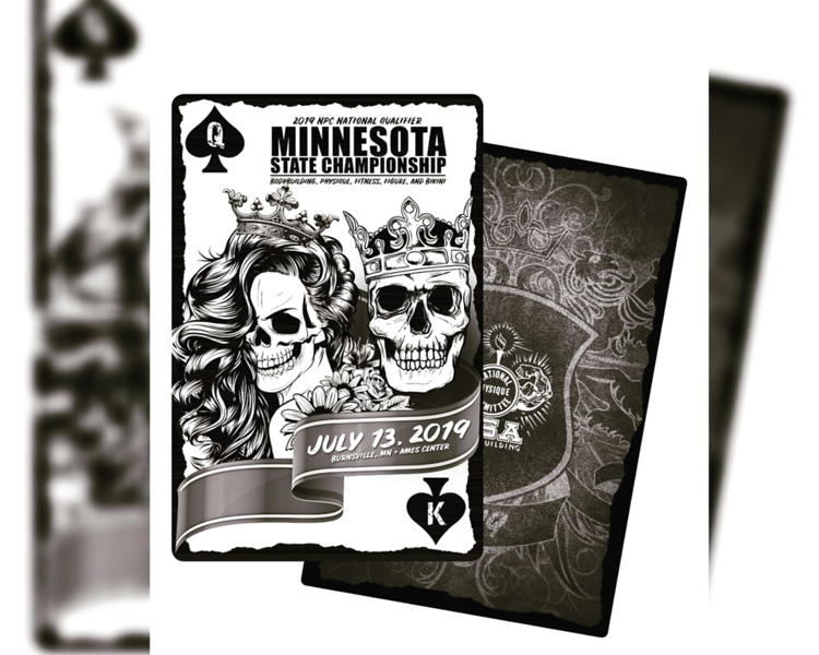 2019 NPC Minnesota State Bodybuilding Championships