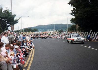 Belfast Twelfth 1988