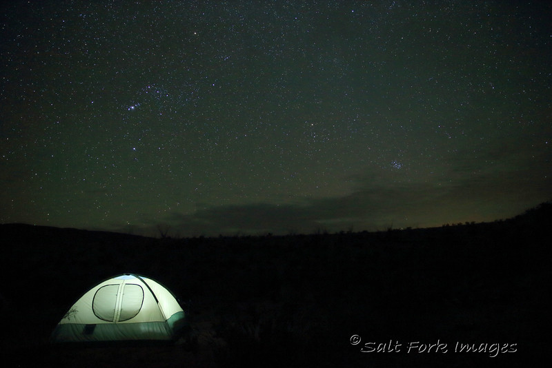 """""""The stars at night...are big and bright....Deep in the Heart of Texas,"""" - Big Bend National Park - March 2015"""