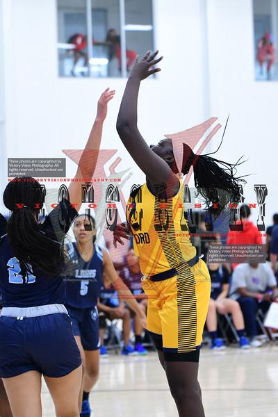 Bradford Christian (MA) Girls Varsity Basketball 12-13-19 | She Got Game