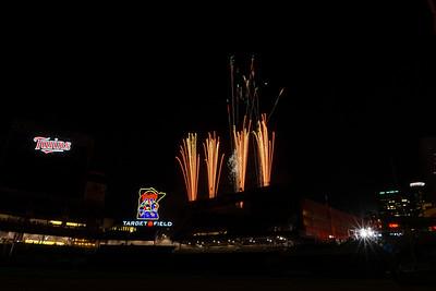 Twins Fireworks