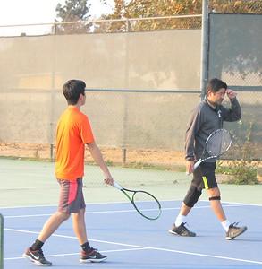 2017 Tennis Pomona College