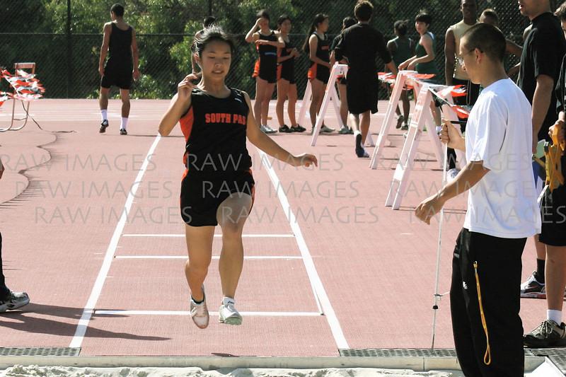SPHS Track 2009