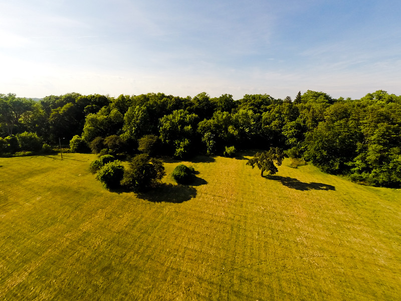 High-noon Summer at the Park 33 : Aerial Photography from Project Aerospace
