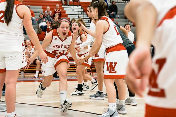 01-20-20 West Lafayette Girls vs. Rensselaer