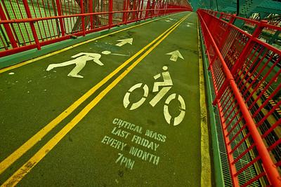 Williamsburg Bridge - NYC