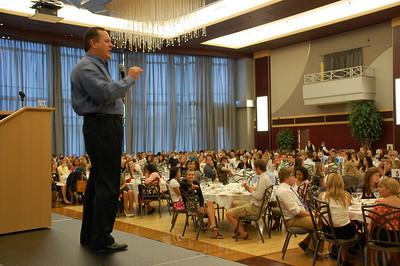2010 Sorority and Fraternity New Member Dinner