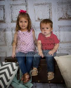 Brielle & Rylen Smith