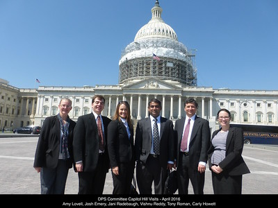 DPS Committee Visits Congress 2016