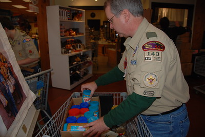 2012 Scouting for Food