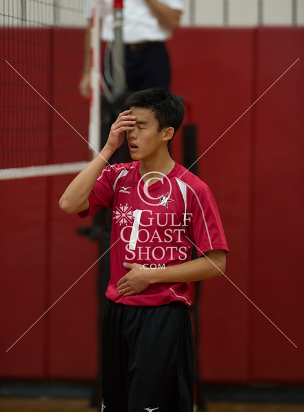 2013-09-07 Volleyball Varsity Boys Houston Cup