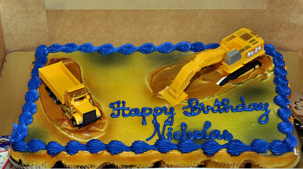Nicholas's 1st Birthday