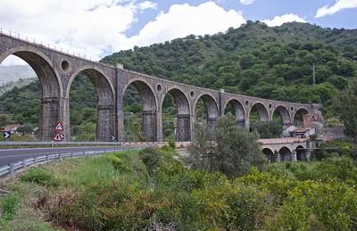 2015-04 Abandoned line from Alcantara to Randazzo