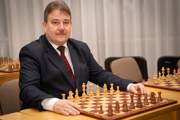 2020.02 - Шахматный Клуб