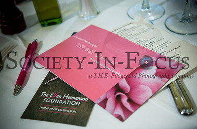 VIP Dinner for Ellen Hermanson Foundation at Fred's at Barney's New York in NYC on October 25, 2012