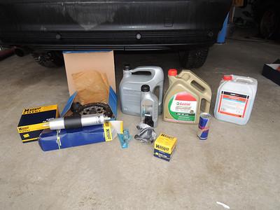 BMW 318i N42 Service & Maintenance