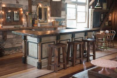 Shipyard Bar and Table