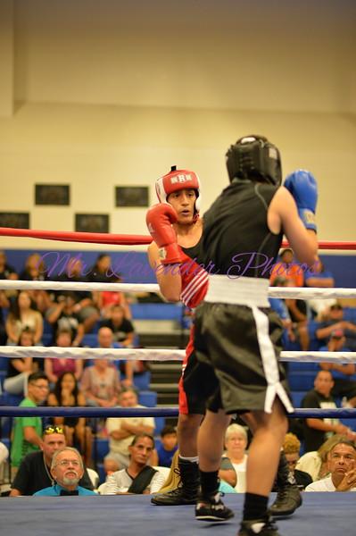 Amateur Boxing OLH Kerrville Jun 4,2016