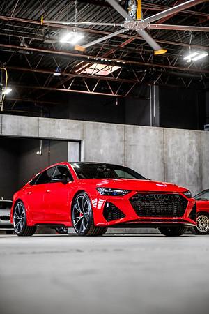 RCLUB Audi RS7