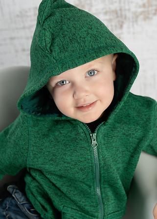 Child: Eli (Three)