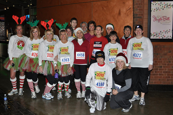 Jingle Bell Run 5K 2010