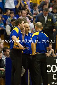 Conference Grand Final Bendigo (81) V Knox (70)
