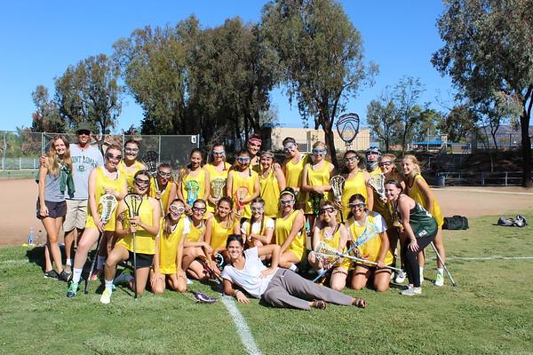 2017 Girls Lacrosse