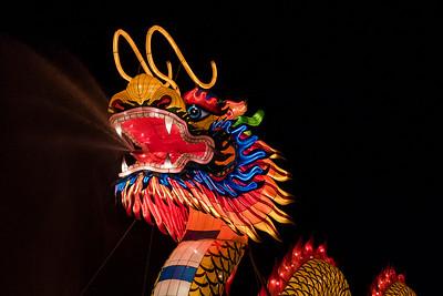 NC Chinese Lantern Festival 2018