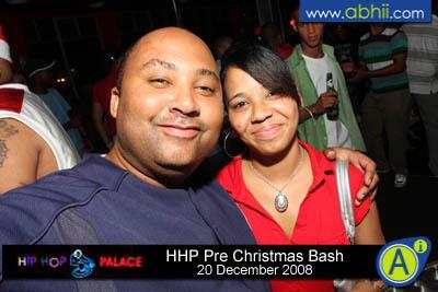 Hip Hop Palace - 20th December 2008