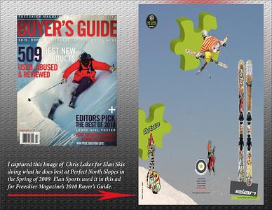 CHRIS LAKER PUBLISHED IMAGES
