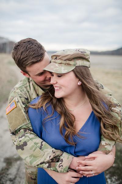 Levi & Regan Engaged!