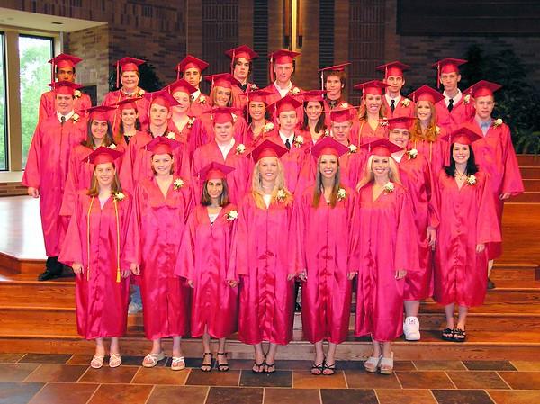 LHS Graduation 2004