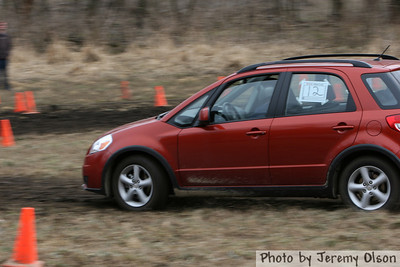Thin Ice Rallycross 2008