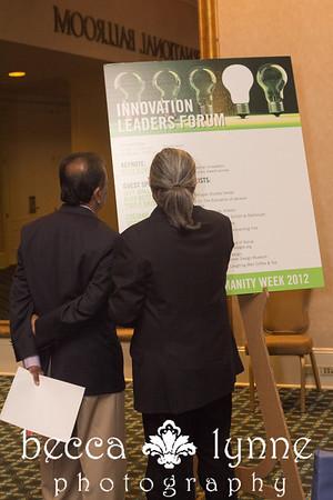 april 16. 2012 innovation leaders forum