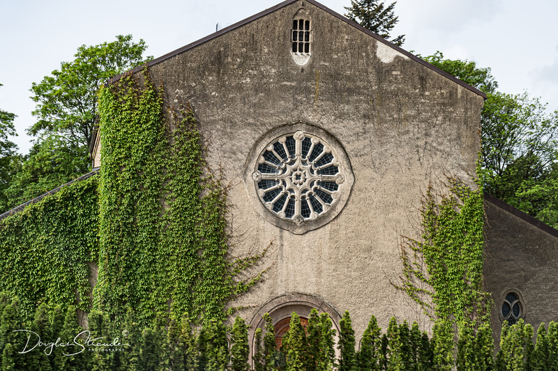 Ivy Covered Church