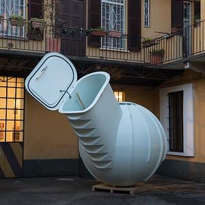 Groundfridge, un proyecto del diseñador holandés Floris Schoonderbeek, para conservar alimentos sin consumo eléctrico
