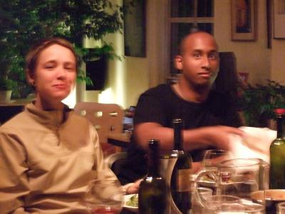 11-07 Adrienne & Dave, NYC Marathon
