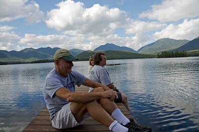 Elk Lake August 2011