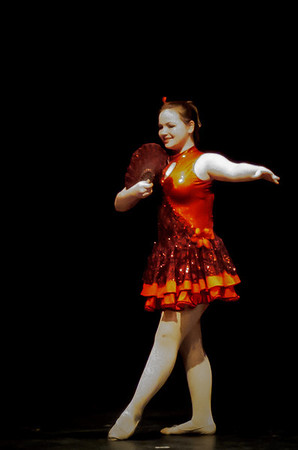 Kate - Dance Recital 2013